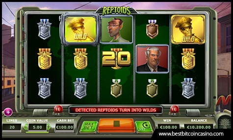Yggdrasil Gaming launches Reptoids slot