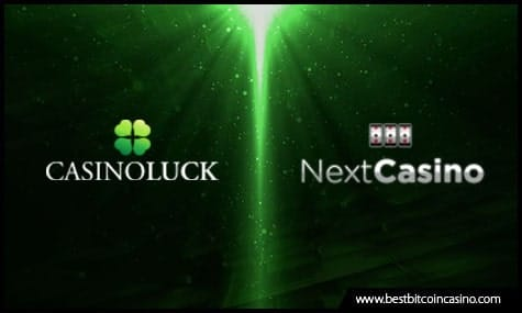 CasinoLuck and NextCasino offer new Pop-Up Prezzies Christmas promo