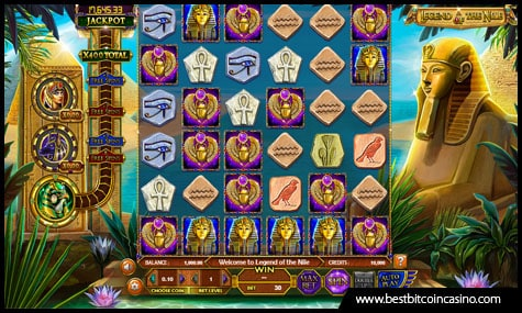 Betsoft Gaming releases Legend of the Nile slot
