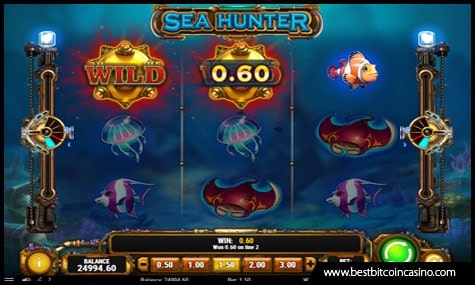 Play'n GO Releases Sea Hunter Slot
