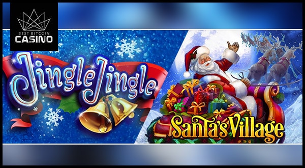 Christmas Comes Early: Santa's Village Slot & Jingle Jingle Slot