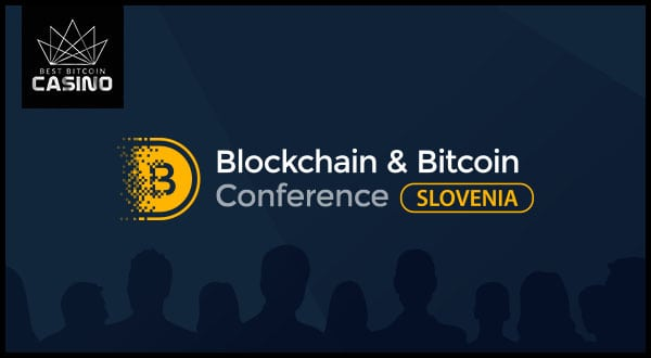 Catch Blockchain & Bitcoin Conference in Slovenia on Dec.12