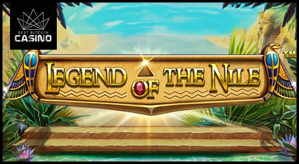 Betsoft Gaming's Legend of the Nile Slot Offers Cluster Wins