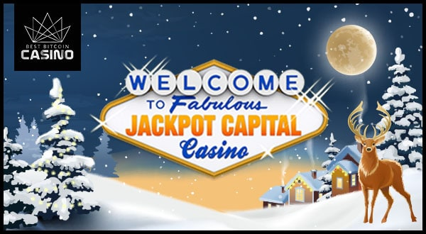 Celebrate With Jackpot Capital Casino Holiday Bonus Ride