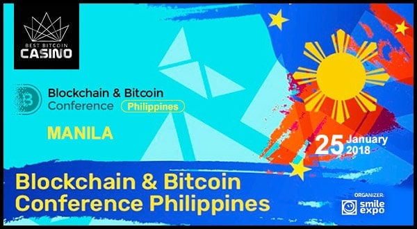 Manila To Host Blockchain & Bitcoin Conference On Jan. 28