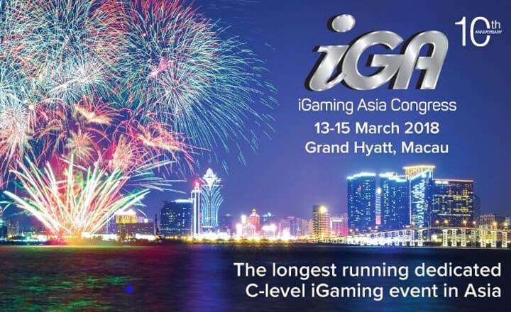 iGaming Asia Congress Macau 2018