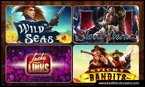 Online Slots with Sticky Wilds in Bitcoin Casinos