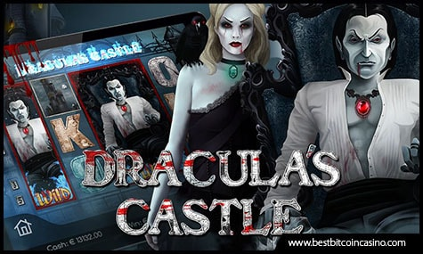 Dracula's Castle Slot by Wazdan