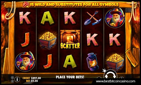 Pragmatic Play Releases Gold Rush Slot