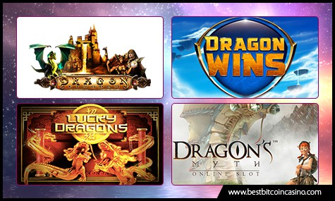 Dragon-Themed Slots in Bitcoin Casinos