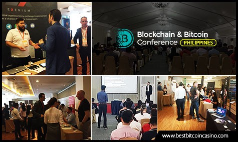 Blockchain & Bitcoin Conference Philippines on Jan. 25 in Manila