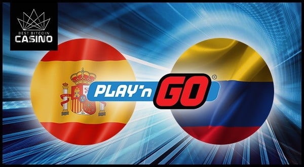 Play'n GO Enters Spain & Colombia as Licensed Provider