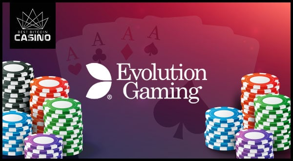 Evolution Gaming Releases Live Texas Hold'em Bonus Poker