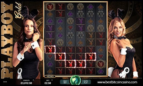 Microgaming Releases Playboy Gold Slot on March 7