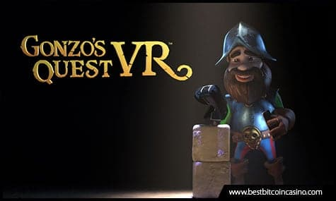 NetEnt Brings Gonzo's Quest VR to Online Casinos in Summer 2018