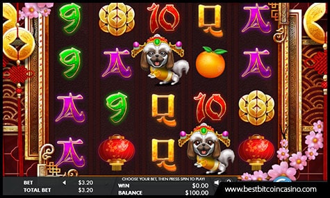 Genesis Gaming Releases Year of the Dog Slot