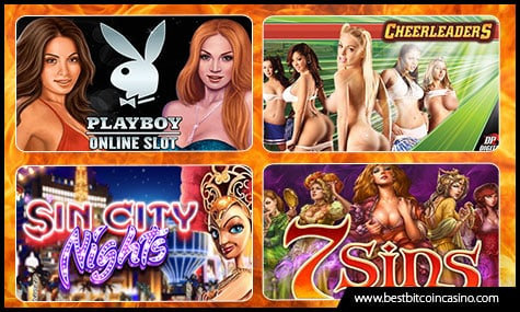 Sexy Online Slots for Valentine's Day