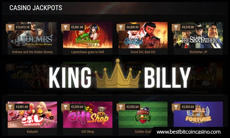 King Billy Casino Accepts Players from Portugal