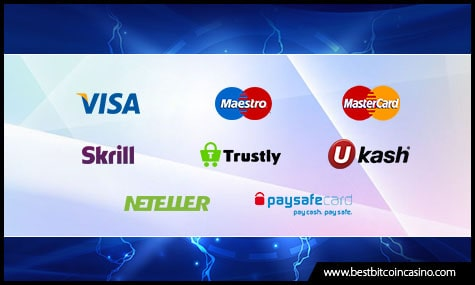 Licensed Online Casino Can Offer More Payment Methods