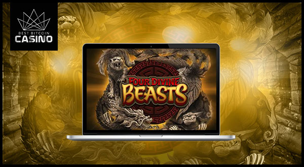 Habanero Brings Four Divine Beasts Slot to Bitcoin Casinos