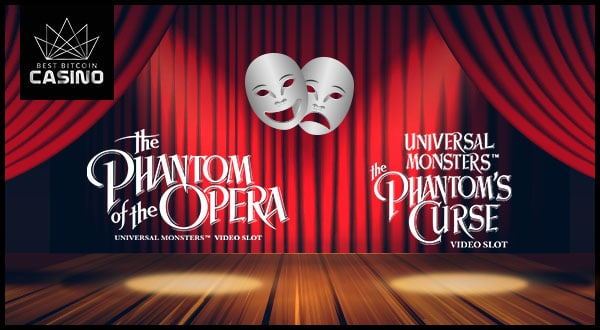 Which Phantom of the Opera-Themed Slot Stands Out?