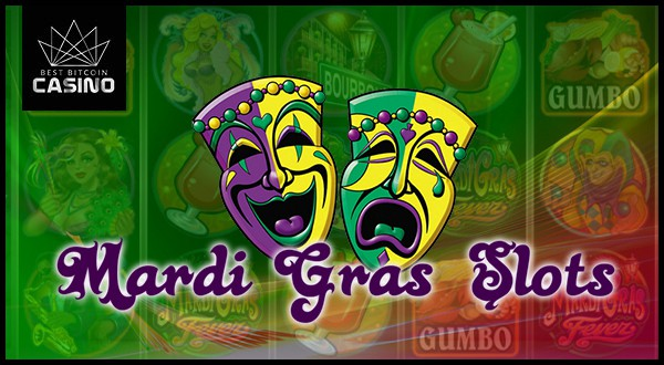Join the Fun in Mardi Gras Parties with Bonus-Filled Slots