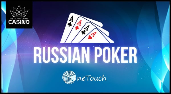 OneTouch to Unveil Russian Poker Game