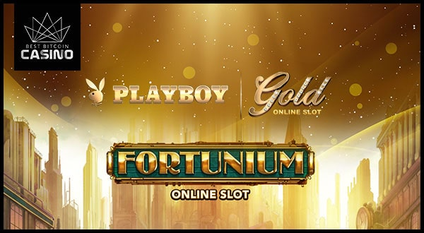 Microgaming Unveils Fortunium Slot & Playboy Gold Slot