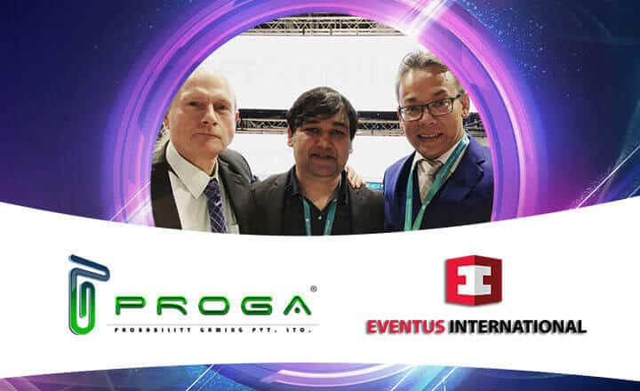 Eventus International Teams Up with Probability Gaming