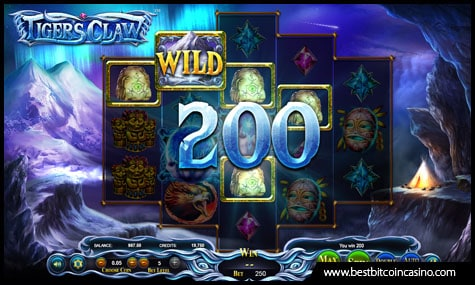 Betsoft Gaming Releases Tiger's Claw Slot