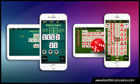 Hold'em Poker and Sic Bo by OneTouch