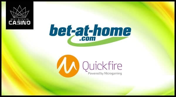 Bet-At-Home Expands Casino with Quickfire Platform