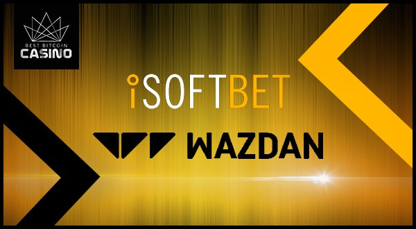 iSoftBet Expands GAP With Over 100 Wazdan Games