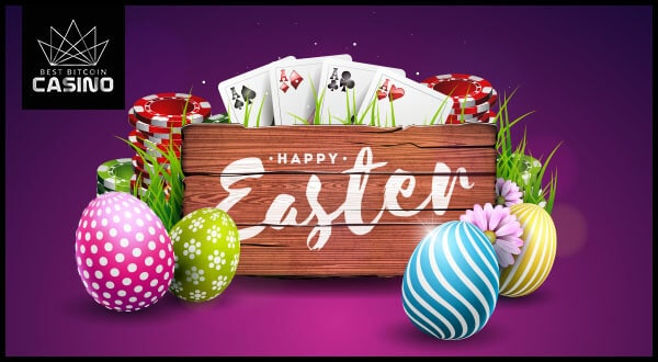 Online Casinos Scatter Easter Eggs Filled With Bonuses
