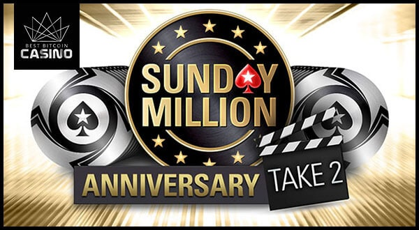Win US$1 Million in PokerStars Sunday Million Take 2
