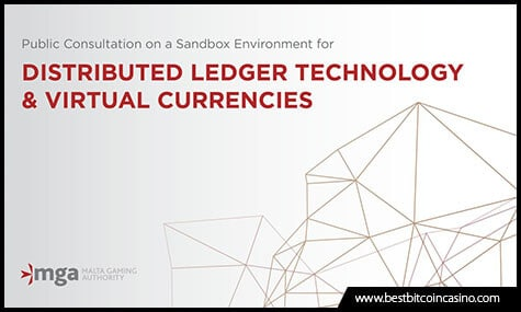 Public Consultation on a Sandbox Environment for Distributed Ledger Technology & Virtual Currencies