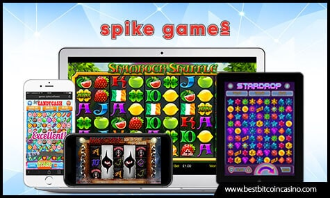 Game Titles from Spike Games