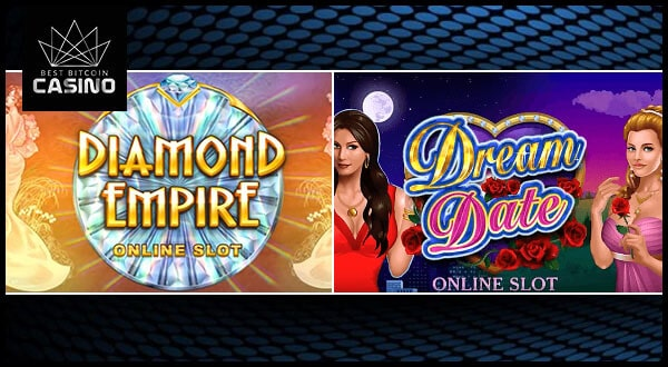 Microgaming to Launch Dream Date & Diamond Empire in April