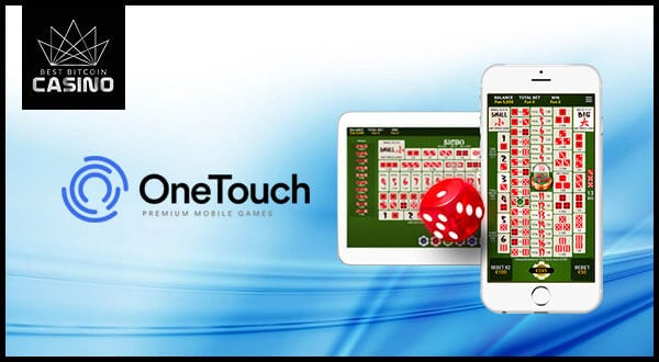 OneTouch Launches Sic Bo With Comfortable Touch Control