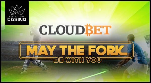 Players Must Not Miss Cloudbet's Bitcoin Cash Giveaway