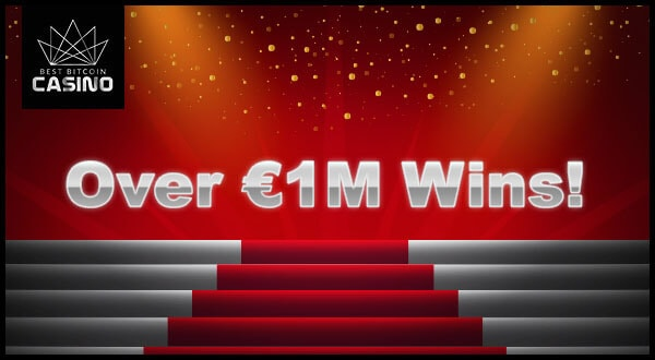 2 Lucky Casino Players Win Almost €8 Million Combined