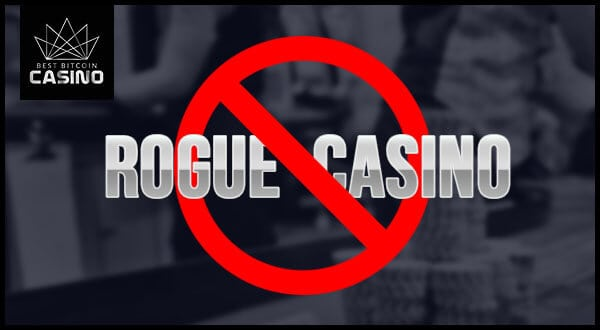 Top 10 Ways to Spot a Rogue Casino