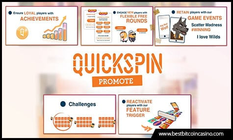 Quickspin Promote Tools