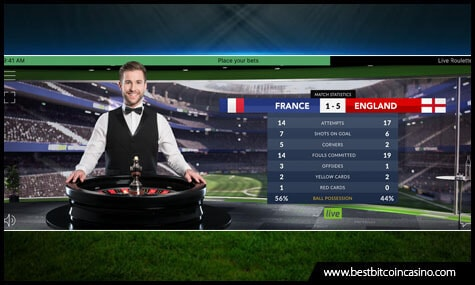 NetEnt Will Launch Live Sports Roulette