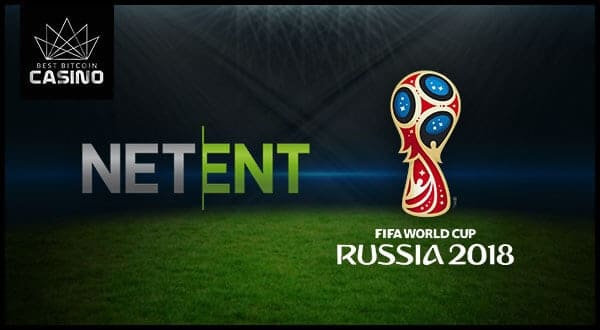 NetEnt Pairs Live Roulette Action with FIFA World Cup
