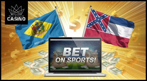 Two US States Rush to Launch Own US Sports Betting Market