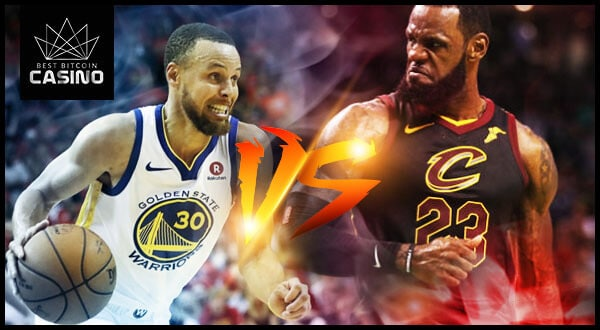 NBA Finals Preview: Odds Heavily in Curry, Warriors' Favor