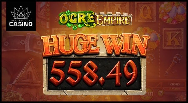 Sneak Past a Giant Ogre in Betsoft's Ogre Empire Slot