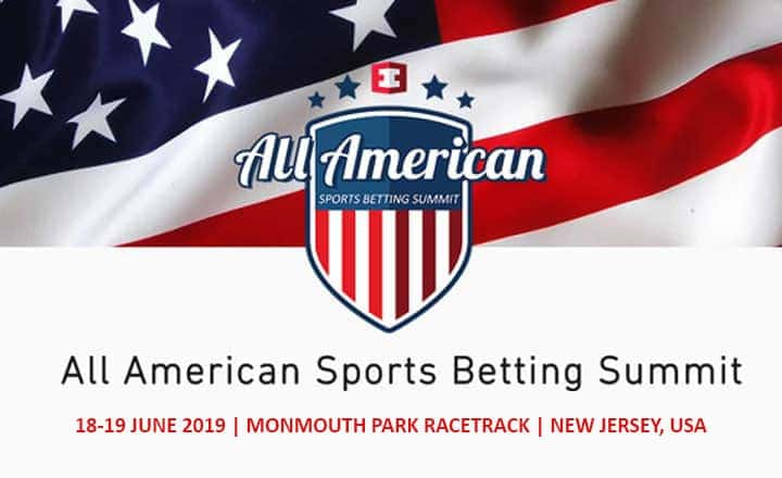 All American Sports Betting Summit 2019