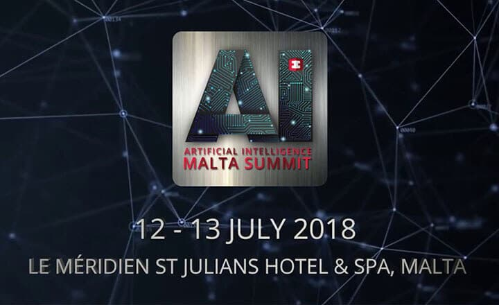 Artificial Intelligence Malta Summit 2018